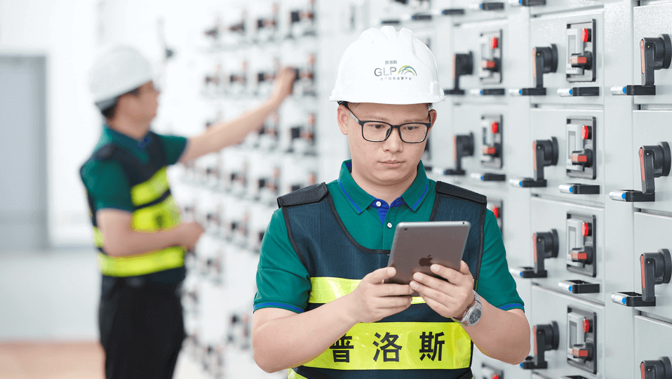 运营服务数字化-物流仓储平台 智慧仓库