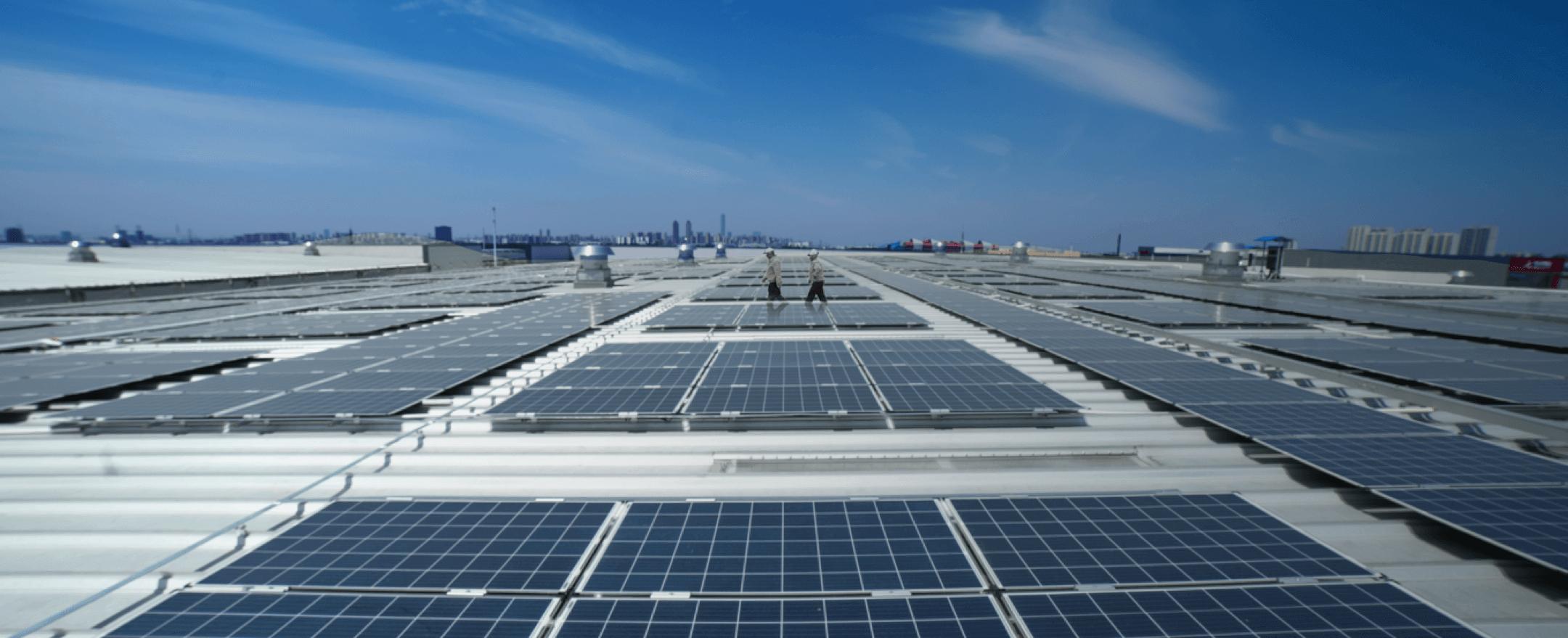 新能源基础设施|智能物流仓储